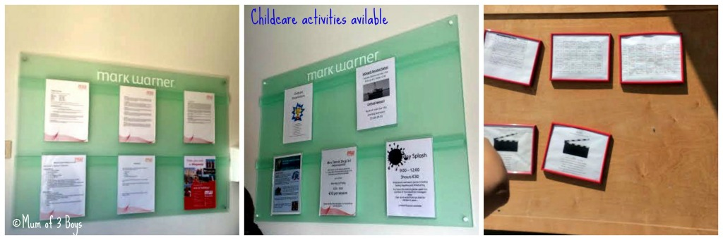 childcare activities coll