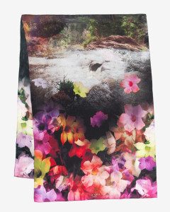 ted baker waterful scarf