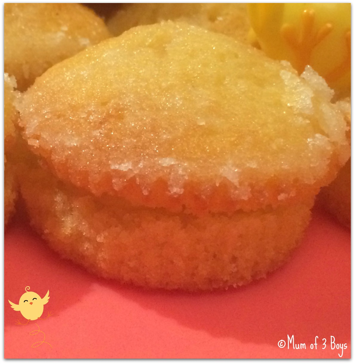 mini lemon drizzle cakes 2