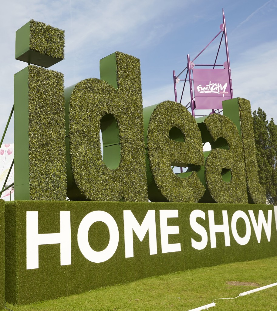 pair of tickets to the ideal home show in manchester mum of 3 boys