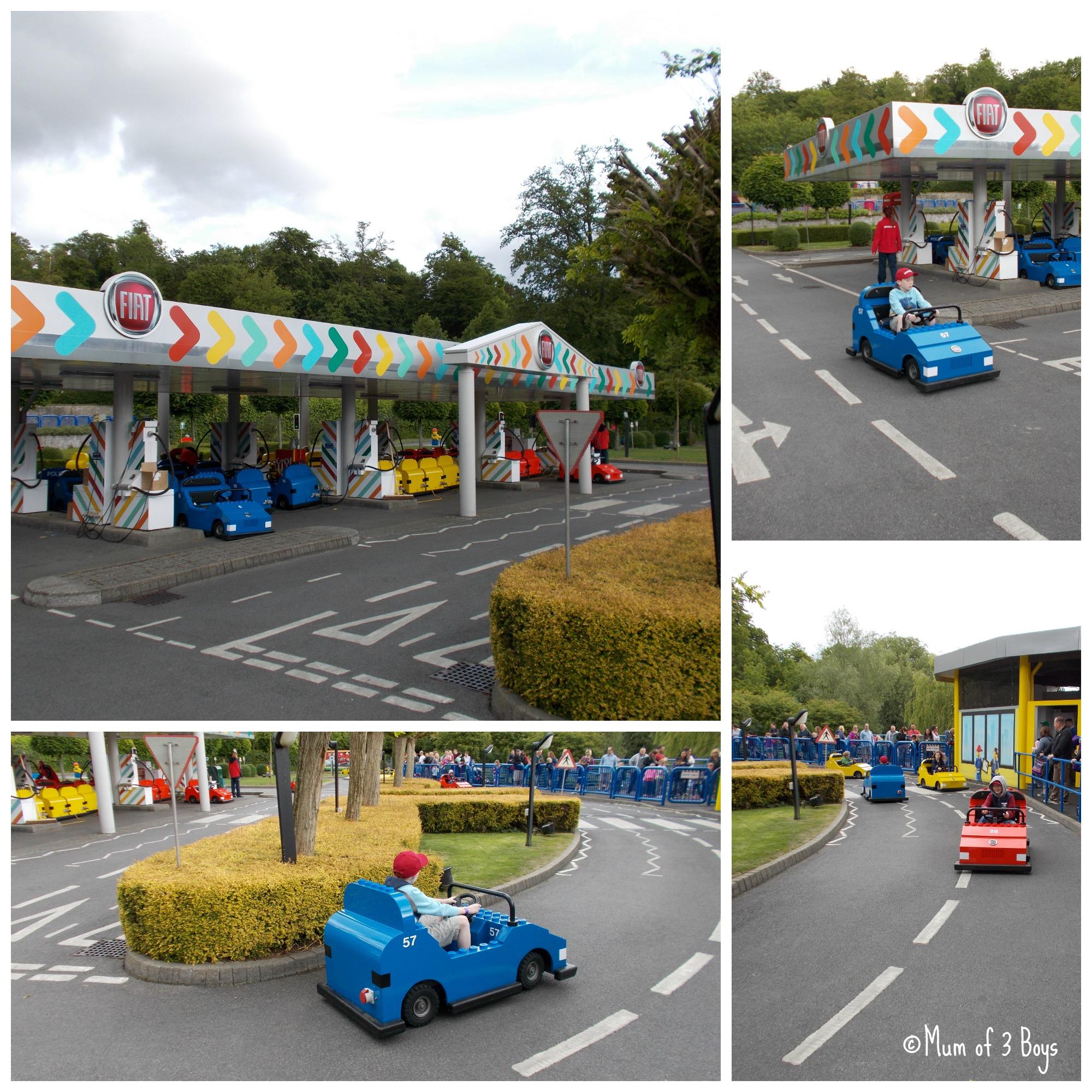 driving school fun
