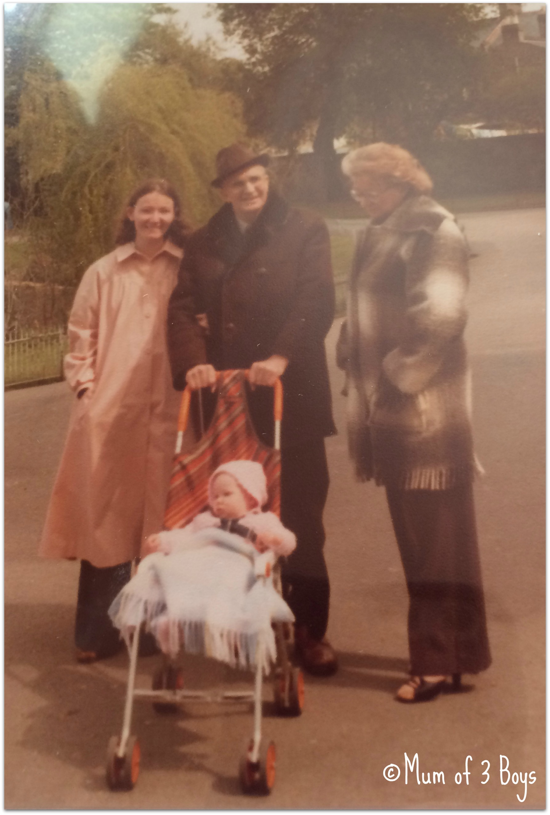 grandparents and me