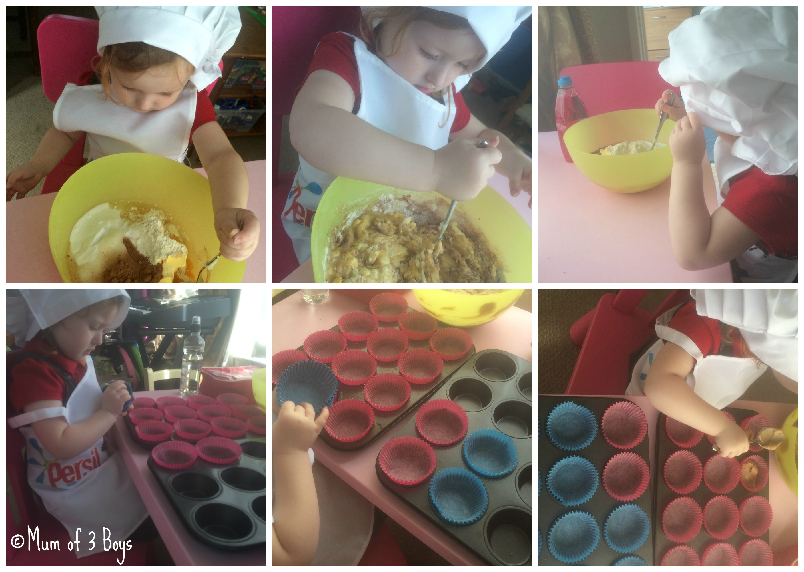 cooking with kids pics