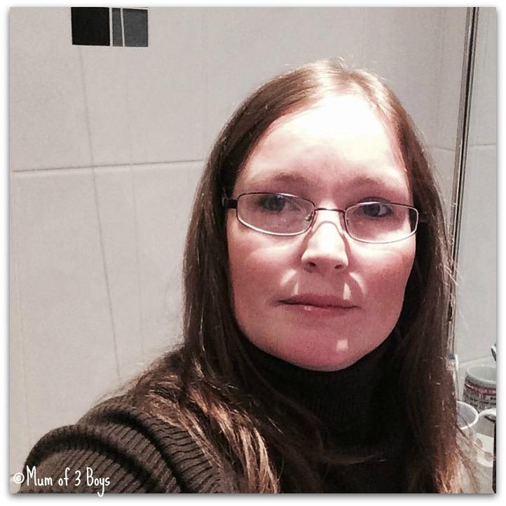 New Glasses Selfie!