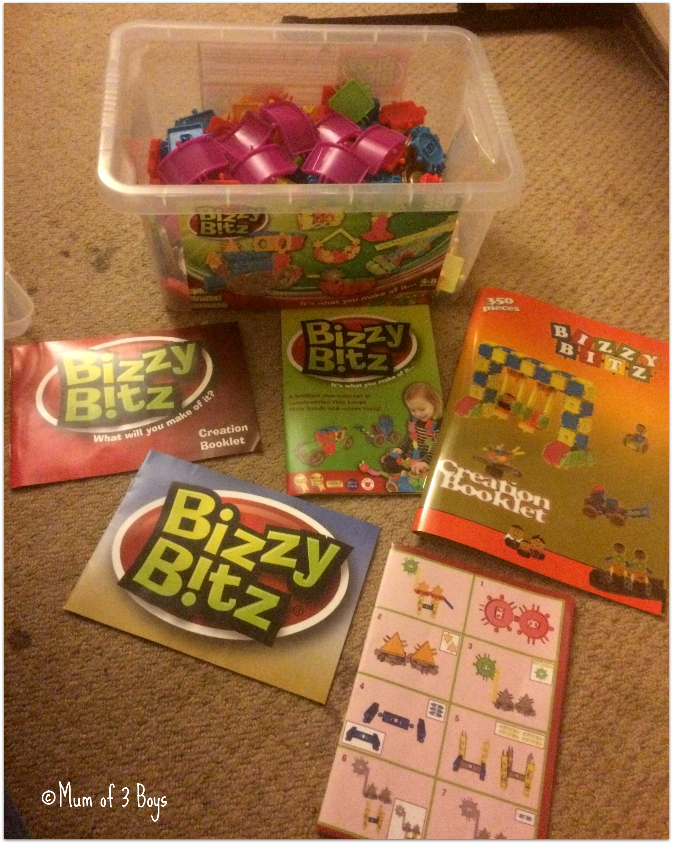 Bizzy Bitz box