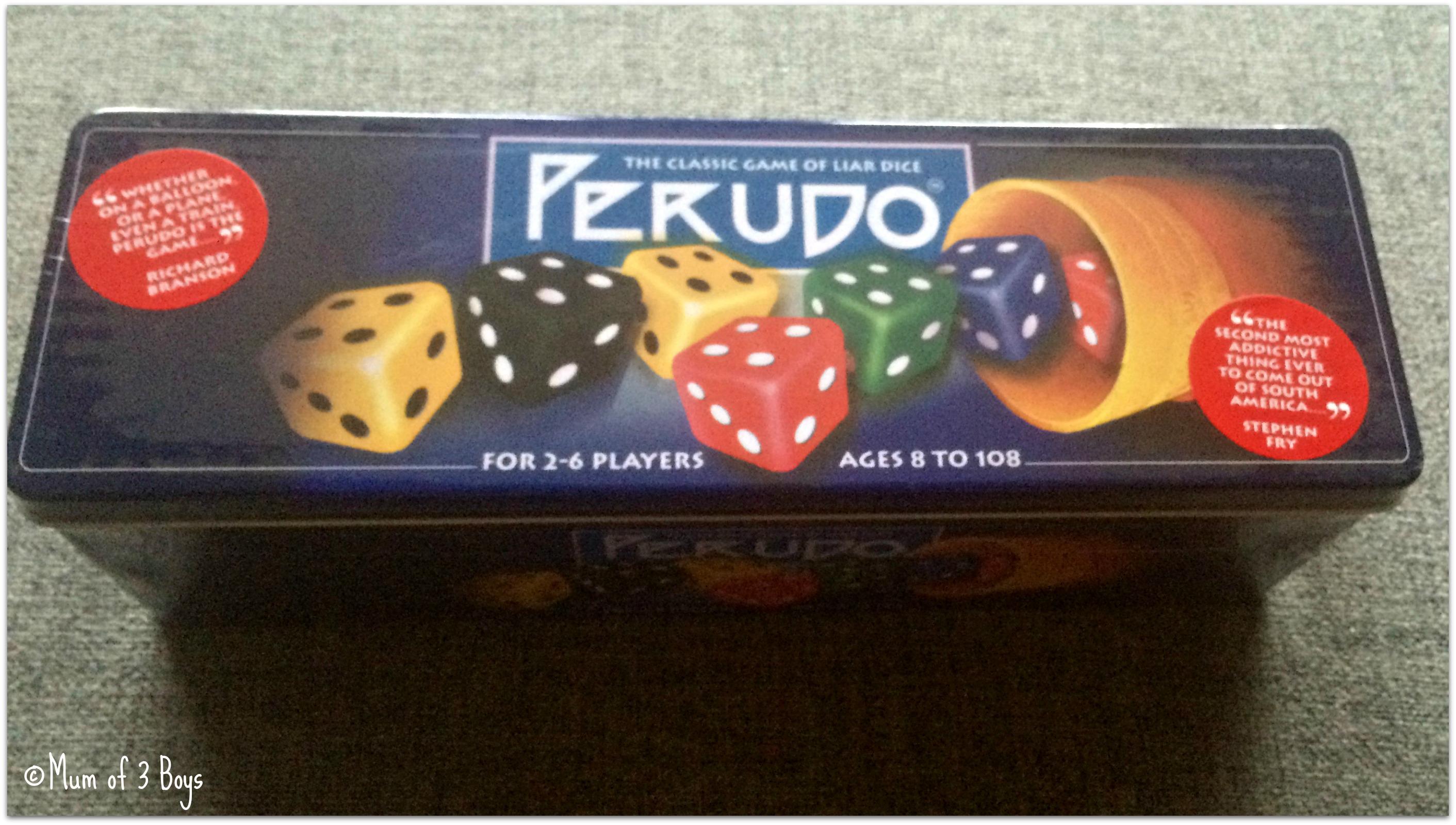 perudo box