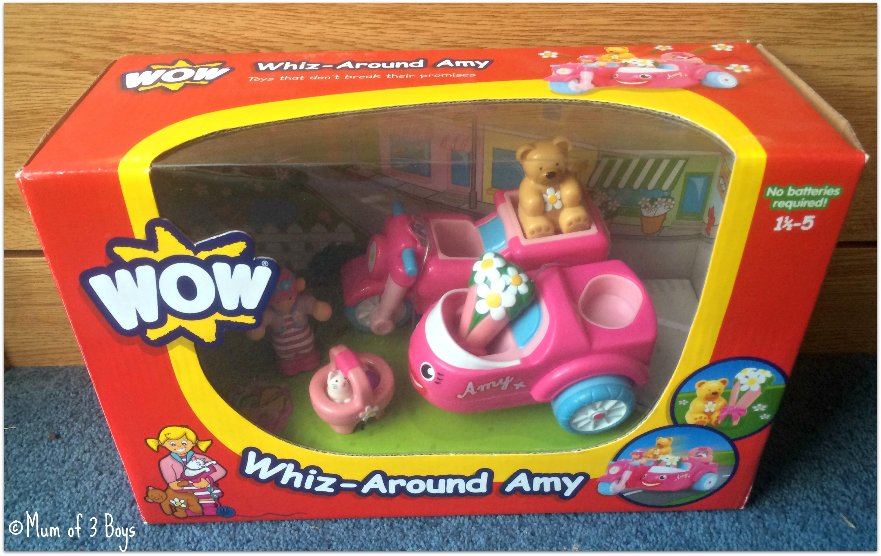 wow whiz-around amy