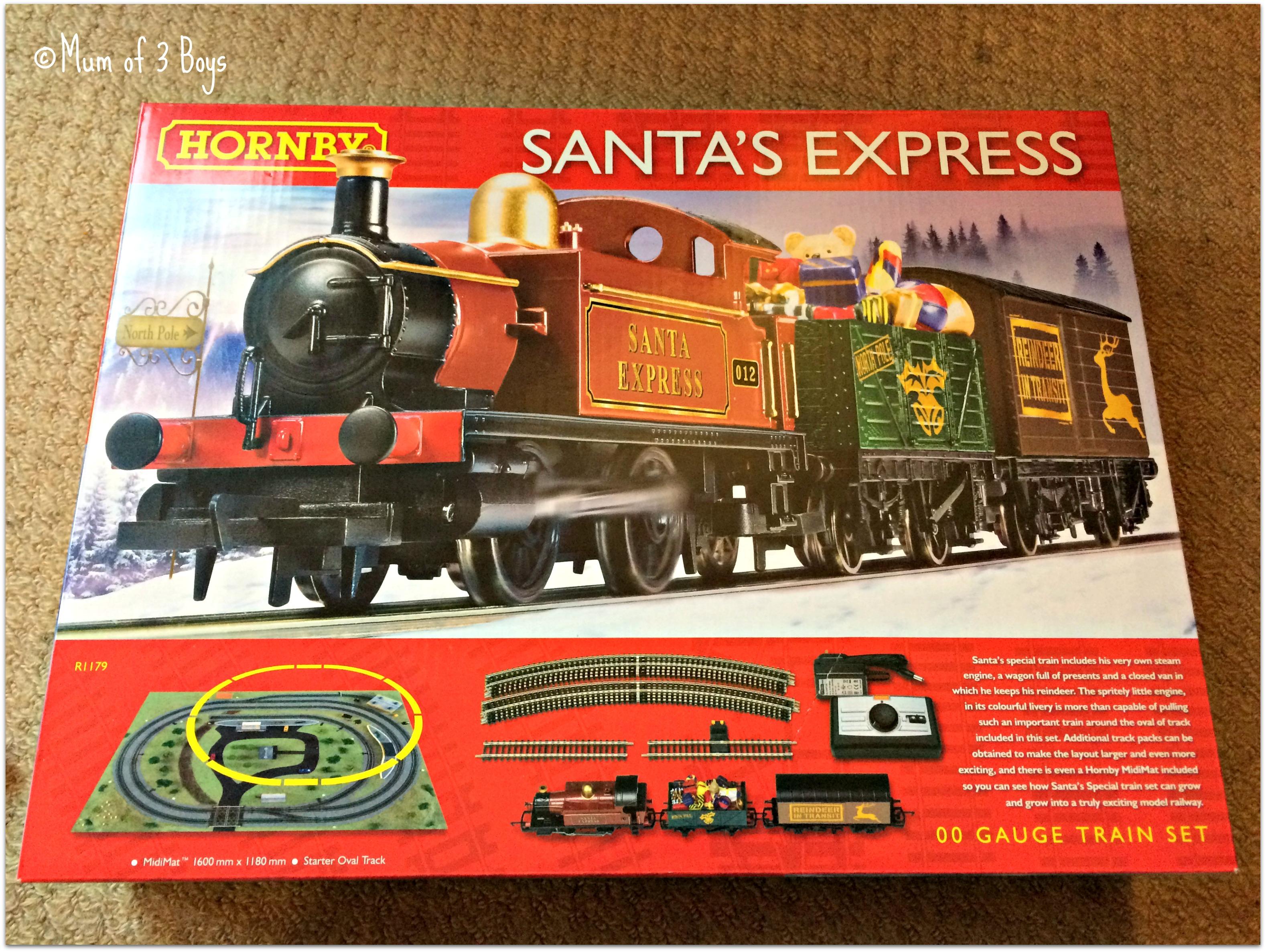 santa express box