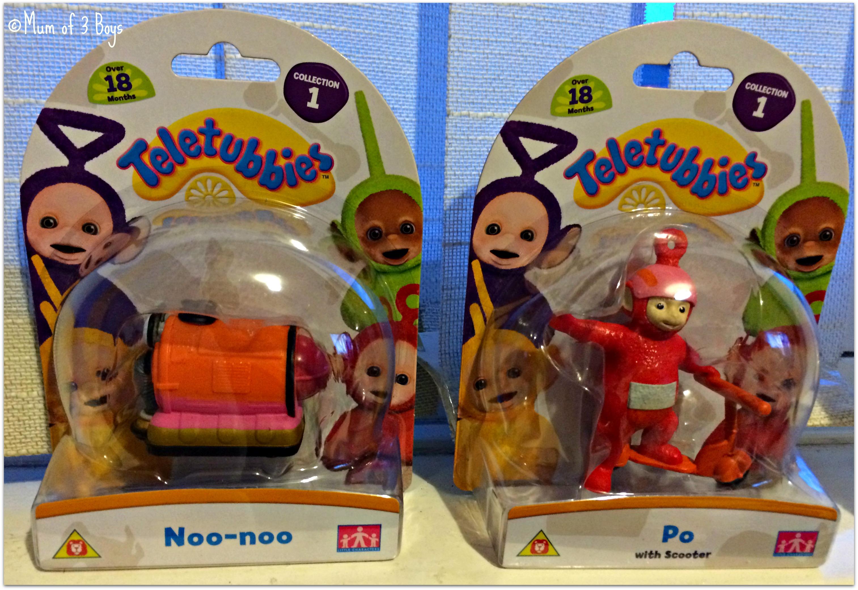 noo-noo and po teletubbies