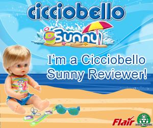 Cicciobello Bloggers Button