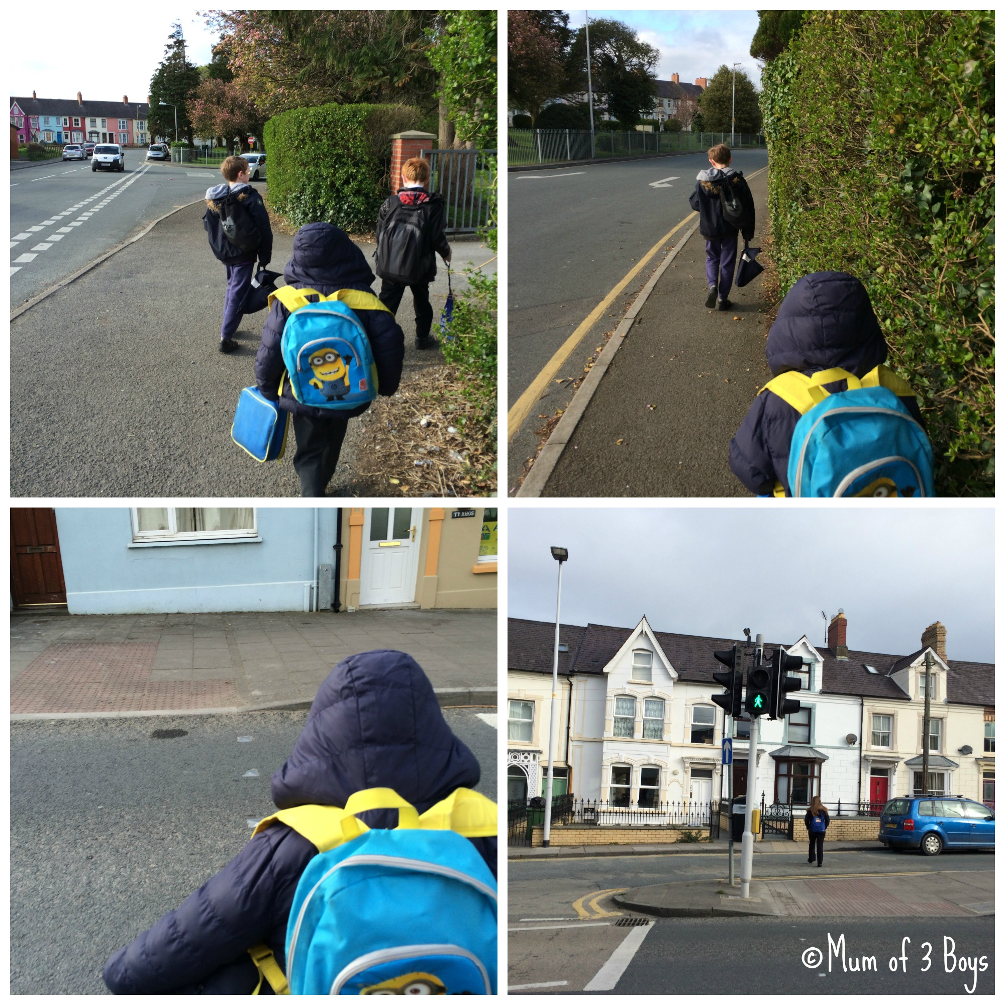 walk to school 1