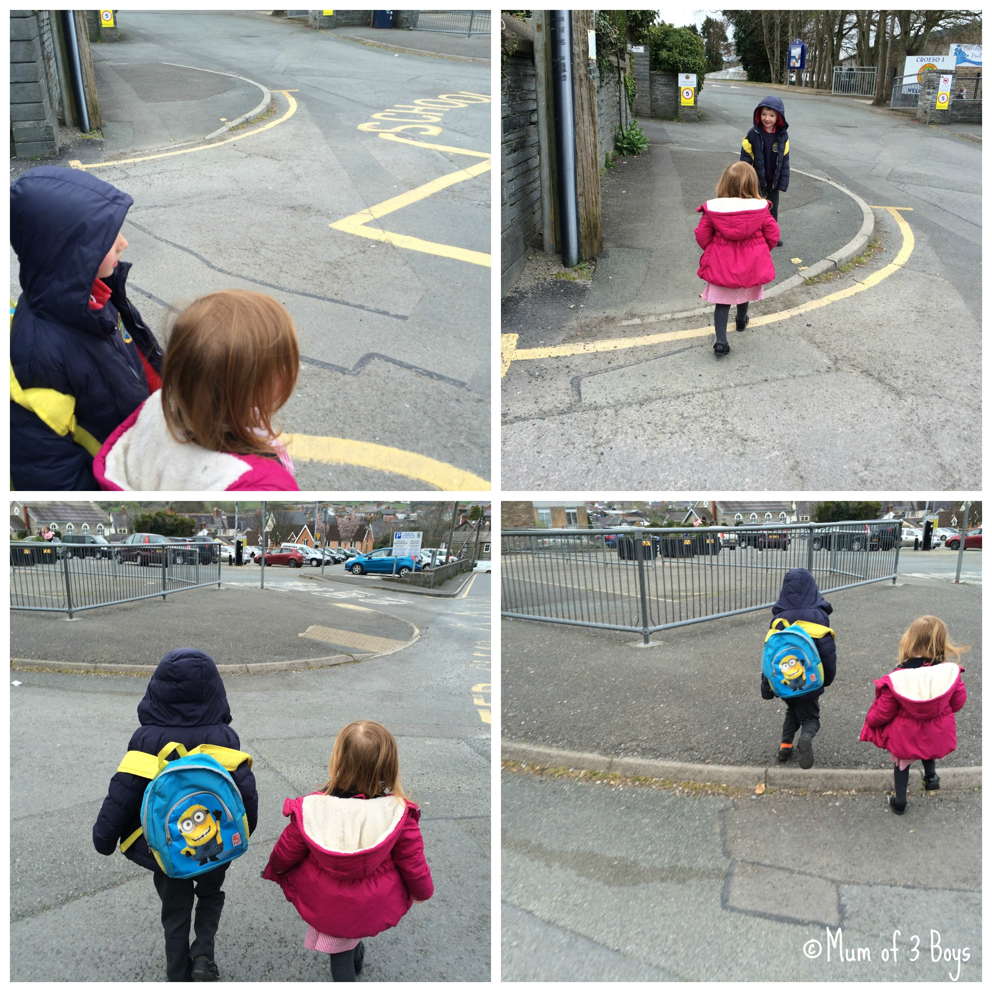 walk to school 3